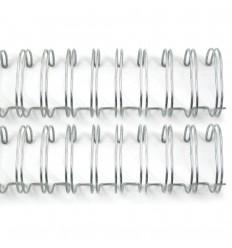 Spiralbindung silber, 2.5cm - WeR