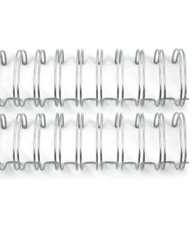 """Spiralbindung silber,1""""/ 2.5cm - WeR"""