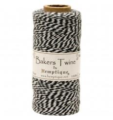 Bakers Twine Schwarz - Hemptique