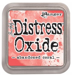 Distress Oxide Stempelkissen Abandoned Coral - Tim Holtz
