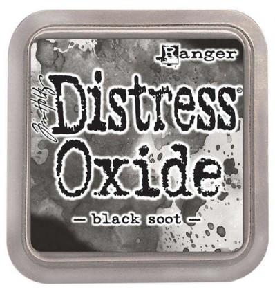 Distress Oxide Stempelkissen Black Soot - Tim Holtz