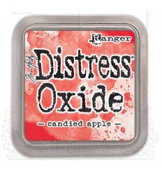 Distress Oxide Stempelkissen Candied Apple - Tim Holtz