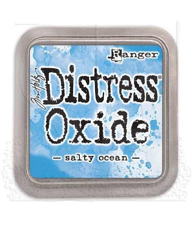 Distress Oxide Stempelkissen Salty Ocean - Tim Holtz