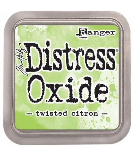 Distress Oxide Stempelkissen Twisted Citron - Tim Holtz