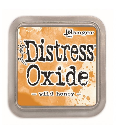 Distress Oxide Stempelkissen Wild Honey - Tim Holtz