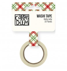 Washi Tape Holly Jolly