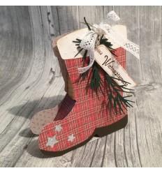Wiehnachtsgruess Stempel