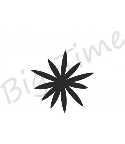 Sternblueme Stempel 1724-A