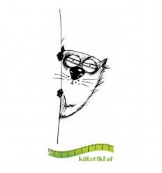 Ignace - Les gros chats Gummistempel - Katzelkraft