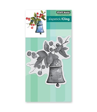 Cling Stempel Bell & Berries - Penny Black