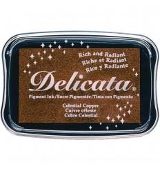 Kupfer Stempelkissen Delicata