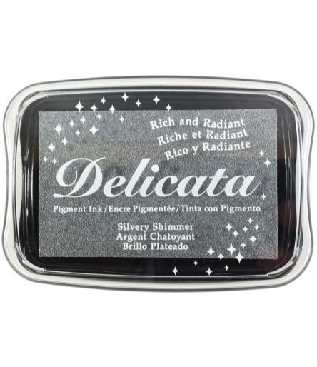 Stempelkissen Delicata Silvery Shimmer