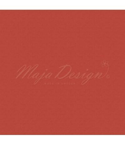 Scrapbooking Papier - Monochromes - Shades of Winterdays - Red - Maja Design