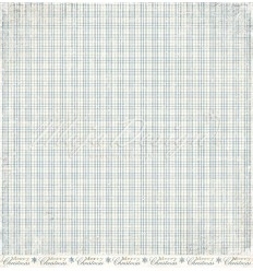 Scrapbooking Papier - Shades of Winterdays - Frost - Maja Design