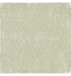 Scrapbooking Papier - Shades of Winterdays - Evergreen - Maja Design