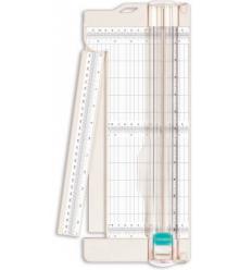 Schneidemaschine mit Prägetool - Artemio