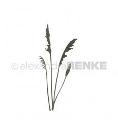 Stanzschablone Gräser - Alexandra Renke
