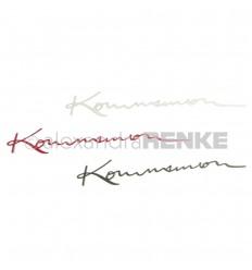 Stanzschablone Kommunion - Alexandra Renke