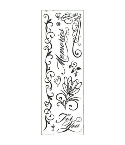 Clear Stamps Memories