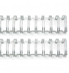 Spiralbindung, silber, 1.9cm - WeR