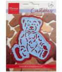 Stanzschablone Teddybär - Marianne Design