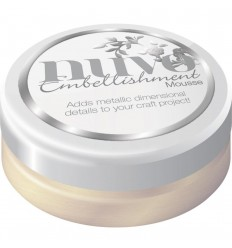 Embellishment Mousse Mother of Pearl - Nuvo