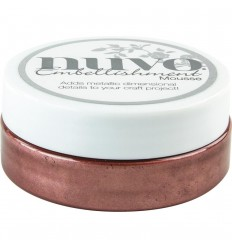 Embellishment Mousse Burnished Bronze - Nuvo