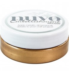 Embellishment Mousse Cosmic Brown - Nuvo