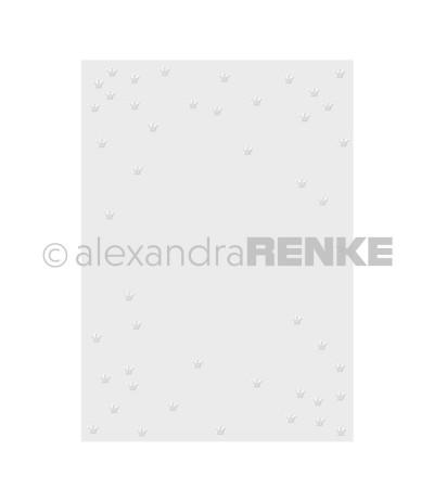 Prägeschablone Krone - Alexandra Renke