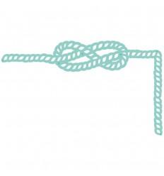 Stanzschablone Rope Corner - Kaisercraft