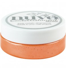 Embellishment Mousse Orange Blush - Nuvo