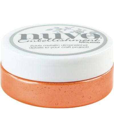 Embellishment Mousse Orange Blush - Nuvo