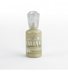 Nuvo Crystal Drops Pale Gold