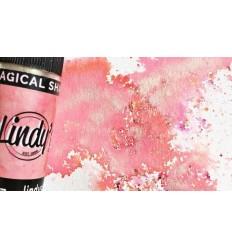 Magical Shaker Alpine Ice Rose Pigment Pulver