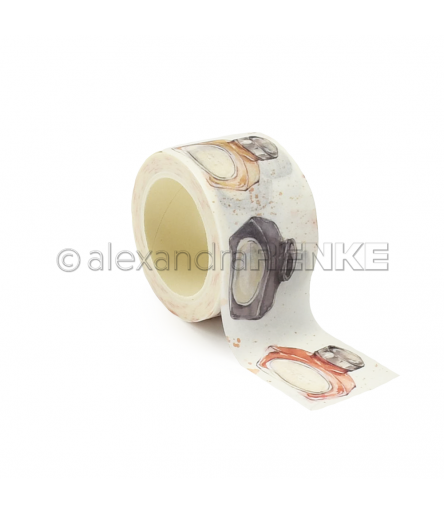 Washi Tape Tintenfässer - Alexandra Renke