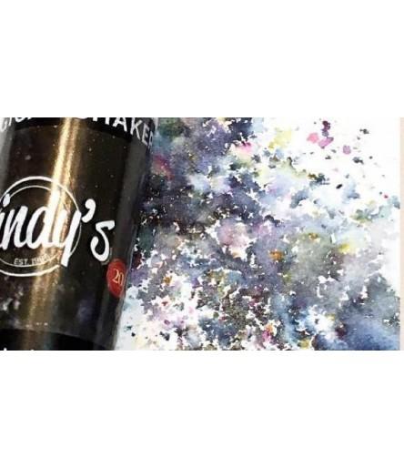 Magical Shaker Black Forest Black Pigment Pulver von Lindy's Stamp Gang