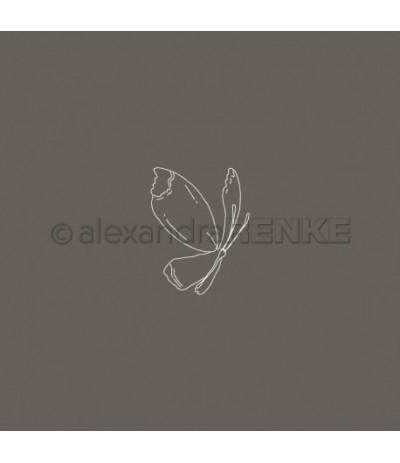 Stempel Zauberschmetterling - Alexandra Renke