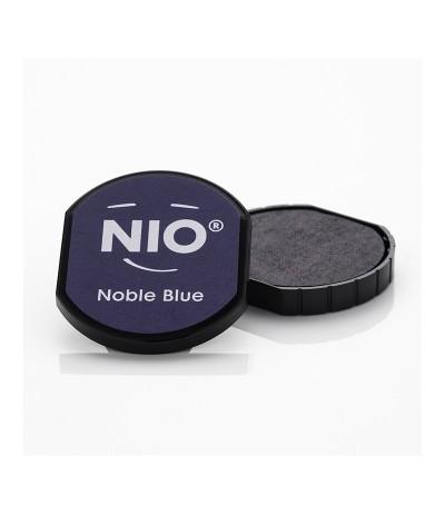 NIO Ersatzstempelkissen Noble Blue