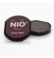 NIO Ersatzstempelkissen Cozy Red