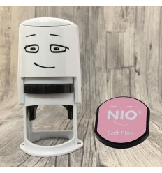 NIO Stempel Starterset - Soft Pink