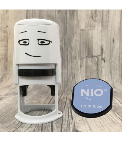 NIO Stempel Starterset - Calm Blue