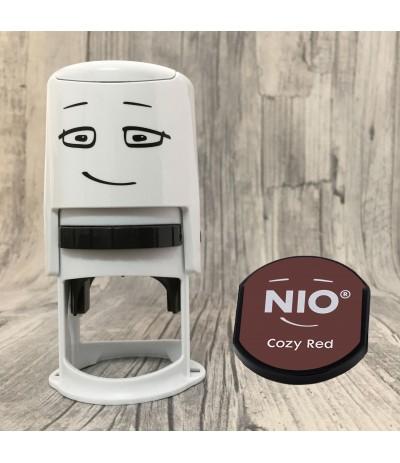 NIO Stempel Starterset - Cozy Red
