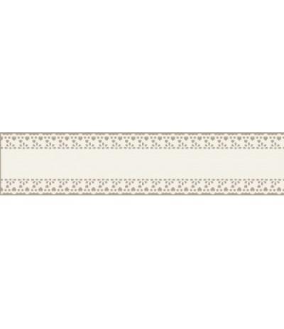Spitzenband Bordüre aus Papier, selbstklebend - Artoz
