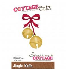 Stanzschablone Jingle Bells - Cottage Cutz