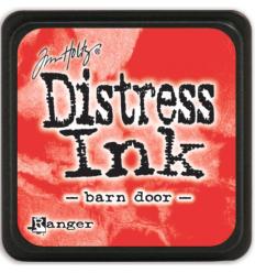 Distress Ink Mini Stempelkissen Barn Door von Tim Holtz