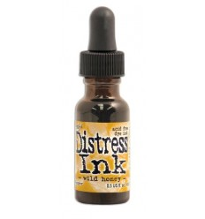 Distress Ink Nachfüllfarbe Wild Honey - Tim Holz