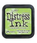 Distress Ink Mini Stempelkissen Twisted Citron - Tim Holtz