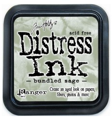 Distress Ink Mini Stempelkissen Bundled Sage - Tim Holtz