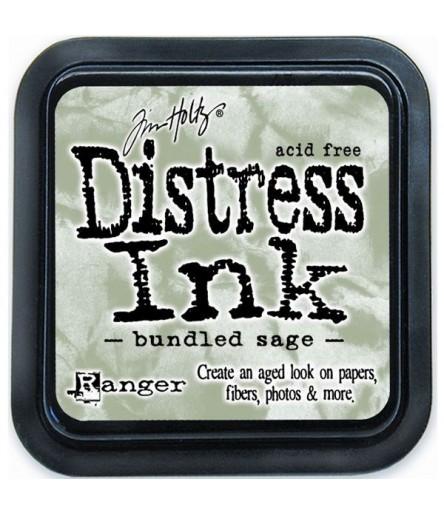 Distress Ink Mini Stempelkissen Bundled Sage - Tim Holtz