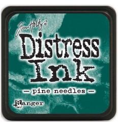 Distress Ink Mini Stempelkissen Pine Needles von Tim Holtz
